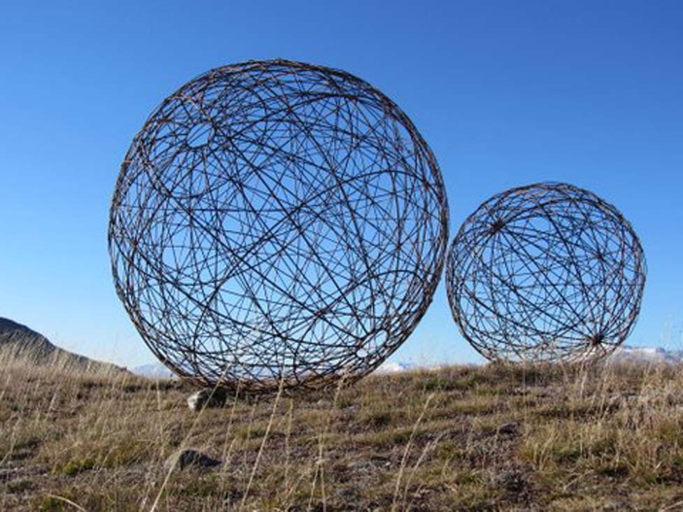 How To Make Barbed Wire Spheres - DATA WIRING •